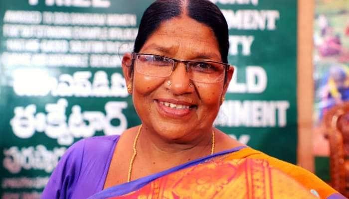 20 லட்சம் மரங்களை நட்ட பெண்மணியை கௌரவித்த UNESCO!