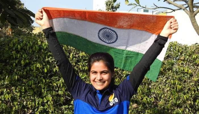 ISSF World Cup: துப்பாக்கிச் சுடுதல் போட்டியில் தங்கம் வென்றார் மனுபக்கர்..!