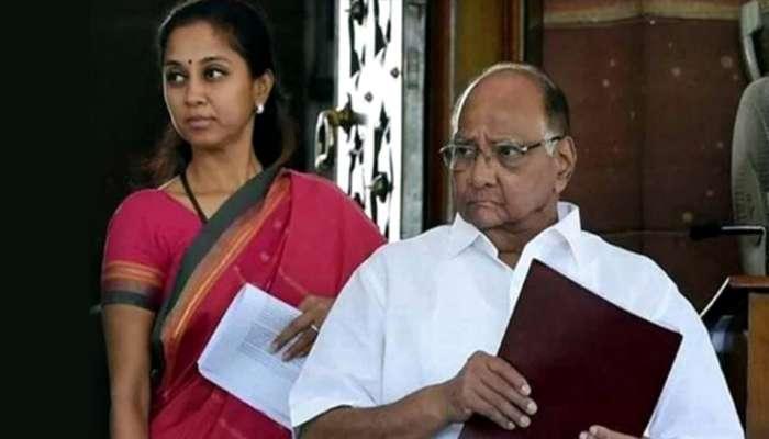சுப்ரியா சுலே NCP-யில் ஒரு பெரிய பாத்திரத்தை வகிக்க வாய்ப்பு...