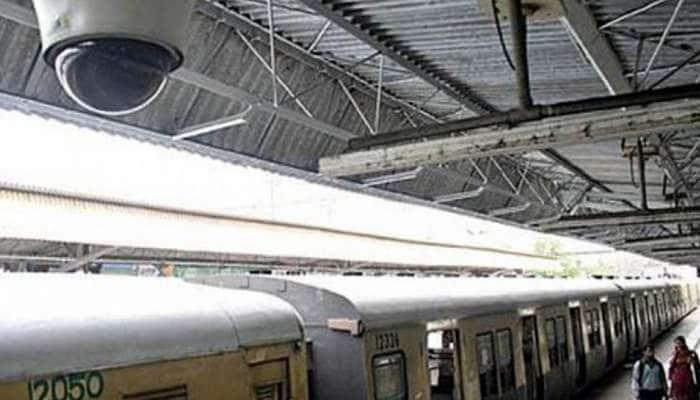 1 லட்சம் CCTV கேமராக்களை நிறுவ இந்தியன் ரயில்வே முடிவு...