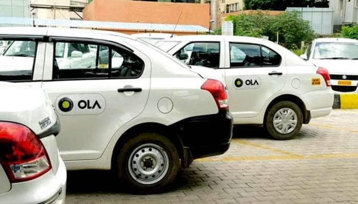 Ola, Uber rates: மொத்த கட்டணத்தில் 10%  கமிசன் வசூலிக்க அரசு திட்டம்!