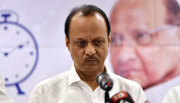 நான் கோபமாக இல்லை... சிவசேனா தலைவர் அஜித் பவார்!