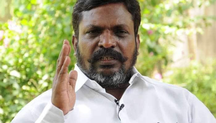 ஜனநாயகத்தைக் கேலிக்கூத்தாக்கும் தேர்தல் ஆணையம் -திருமா!