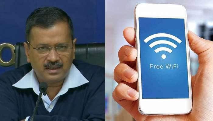 டிசம்பர் 16 முதல் டெல்லியில் இலவச WiFi - முதலமைச்சர் அரவிந்த் கெஜ்ரிவால் அறிவிப்பு