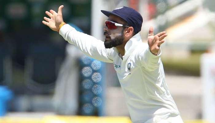 ICC டெஸ்ட் தரவரிசை பட்டியலில் மீண்டும் முதலிடம் பிடித்தார் கோலி...