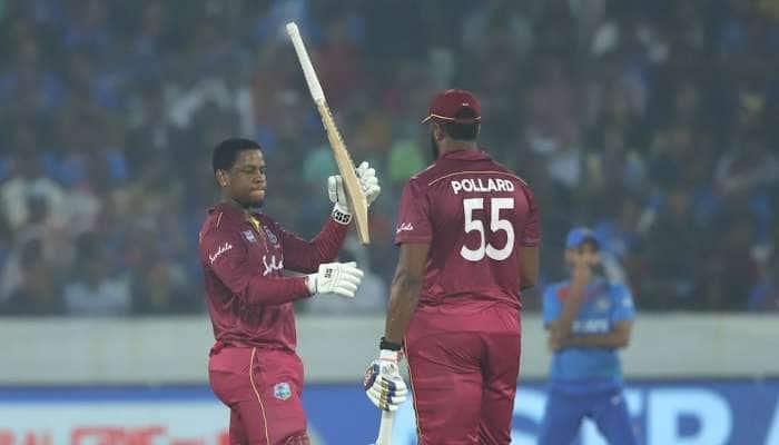 IND vs WI: 20 ஓவருக்கு 207 ரன்கள் எடுத்த வெ.இண்டீஸ்; அடுத்தது இந்தியா..!!