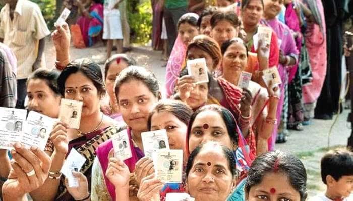 ஜார்க்கண்ட் சட்டமன்றத் தேர்தல் 3 ஆம் கட்ட வாக்குப்பதிவு துவக்கம்...!