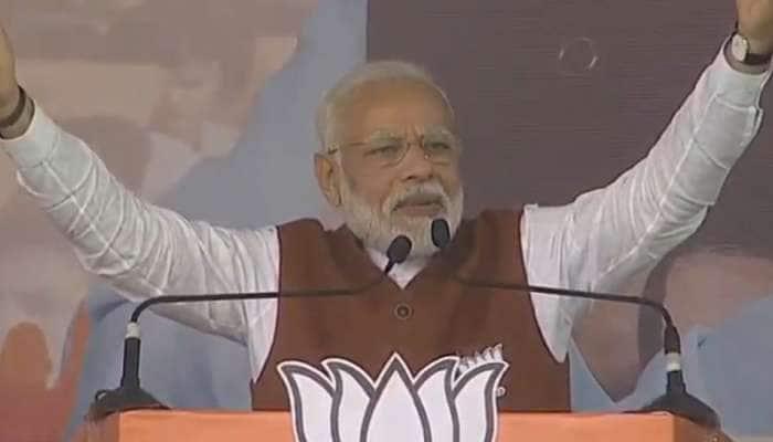 ஜார்க்கண்ட் மக்களுக்கு தூசி, புகை, மோசடி மட்டுமே காங்கிரஸ் கொடுத்தது: PM Modi