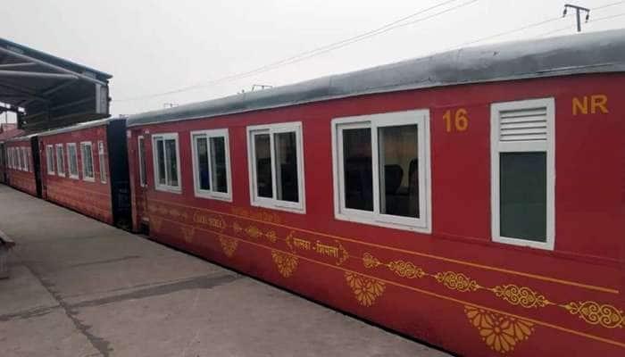 சுற்றுலாவிற்கு ஏற்ற வகையில் வடிவமைக்கப்பட்ட Himdarshan Exp!