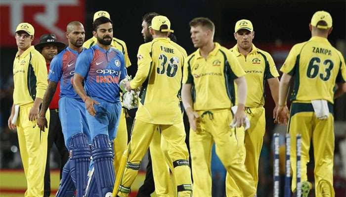 IND vs AUS 1st ODI: ஆஸ்திரேலிய அணி அபார வெற்றி