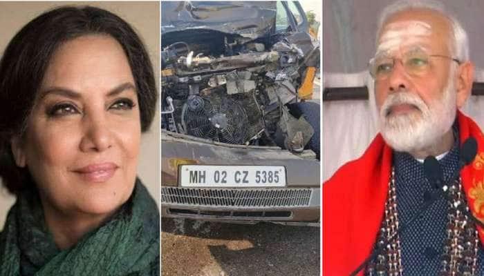 Car Accident: நடிகை ஷபானா ஆஸ்மி குணமடைய பிரதமர் மோடி பிரார்த்தனை