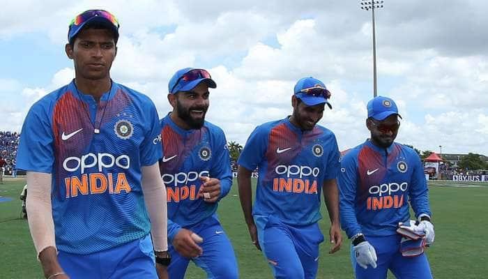 பரபரப்பான ஆட்டத்தில் இந்தியா 6 விக்கெட் வித்தியாசத்தில் அபார வெற்றி..