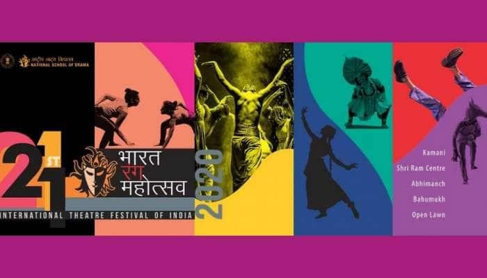 டெல்லியில் தொடங்கியது சர்வதேச நாடக விழா 2020!!