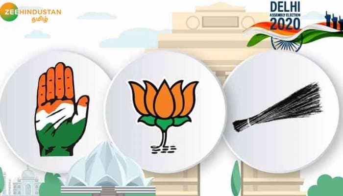 Delhi Assembly Election Results:அதிக பெரும்பான்மையுடன் ஆட்சி அமைக்கும் ஆம் ஆத்மி