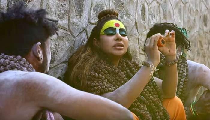 என்னாது!... கவர்ச்சி புயர் ஸ்ரீரெட்டி அகோரியா மாறிட்டாங்களா...?