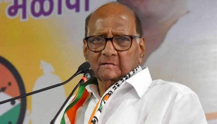 தேர்தலில் வெற்றி பெற முடியாததால் BJP வன்முறையைத் தூண்டுகிறது: சரத் பவார்!