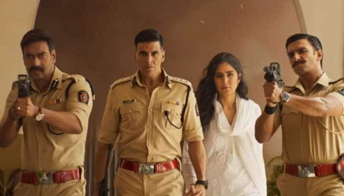 அக்ஷய் குமார் நடிப்பில் உருவாகியுள்ள சூரியவன்ஷி; trailer வெளியானது!