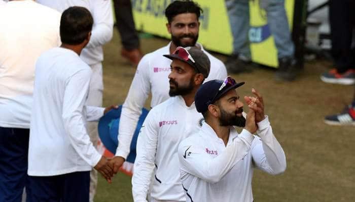 ICC Test rankings - மீண்டும் இரண்டாம் இடத்திற்கு திரும்பினார் விராட் கோலி!