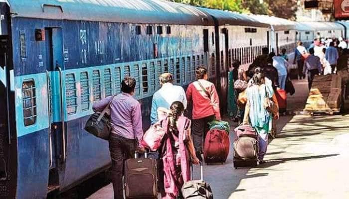 ஷ்ராமிக் ரயில்களில் 90 சதவீதம் பேர் இருக்க வேண்டும்: இந்தியன் ரயில்வே