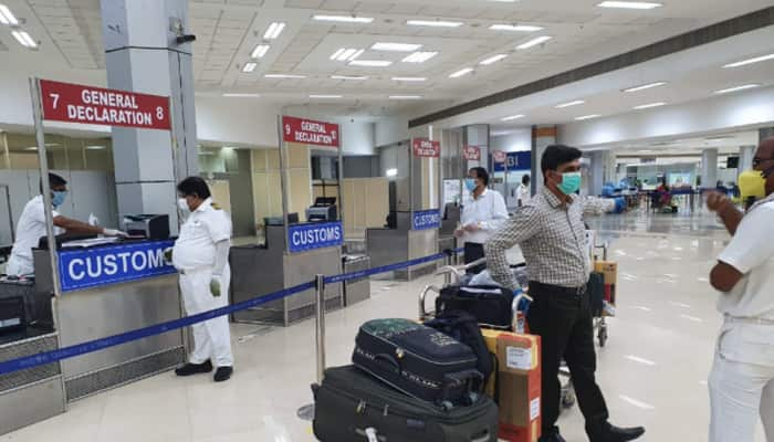 Coronavirus: குவைத்தில் இருந்து 171 பேர் ஏர் இந்தியா விமானம் மூலம் சென்னை வருகை...