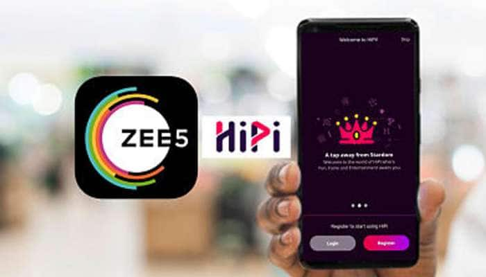 TikTok-ஐ மறந்து விடுங்கள்!! இனி HiPi App பயன்படுத்துங்கள்; Zee5 அதிரடி