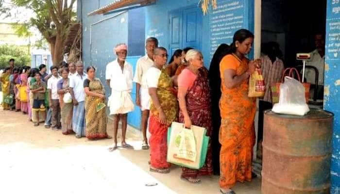 ஏப்ரல், மே, ஜூன் மாதங்களை தொடர்ந்து ஜூலையிலும் இலவச ரேஷன் பொருட்கள்: TN Govt.,