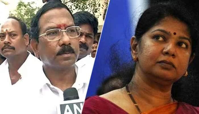 DMK MP கனிமொழி மீது நீதிமன்றத்தில் அவமதிப்பு வழக்கு தொடரப்படும்: அமைச்சர் எச்சரிக்கை