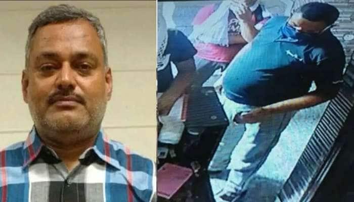 ரவுடி விகாஸ் தூபே உஜ்ஜைனில் கைது செய்யப்பட்டதாக தகவல்கள் தெரிவிக்கின்றன