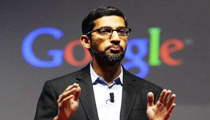 Google 5-7 ஆண்டுகளில் இந்தியாவில் 75000 கோடி ரூபாய் முதலீடு செய்யும்-Sundar Pichai