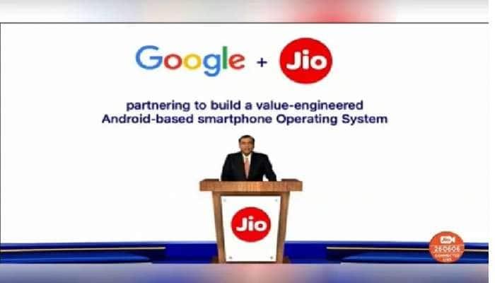 ஜியோ மற்றும் கூகுள் நிறுவனம் இணைந்து மலிவான 5G தொலைபேசியை அறிமுகப்படுத்த உள்ளது