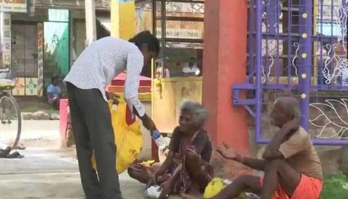 மனிதன் என்பவன் தெய்வமாகலாம்: கொரோனா காலத்து கொடை வள்ளல்கள்!!