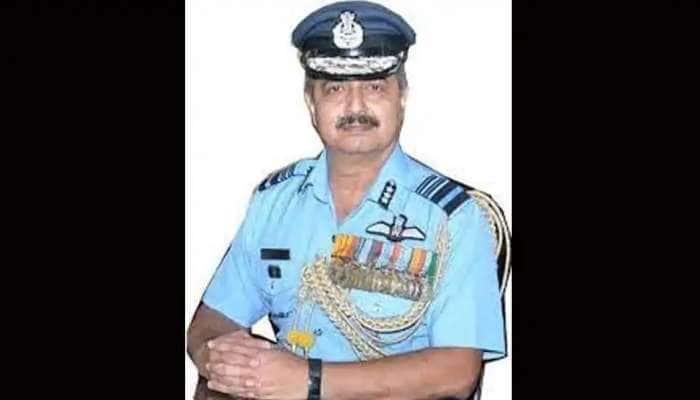 IAF Western Air Command தலைவராக நியமிக்கப்படுகிறார்  ஏர் மார்ஷல் வி.ஆர். சவுத்ரி