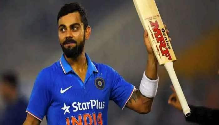 ICC ODI Rankings: முதலிடத்தை மீண்டும் தக்க வைத்த விராட் கோலி!!