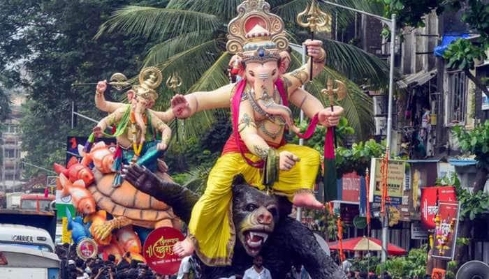 Ganesh Chaturthi 2020: விநாயகர் சதுர்த்தி விழா கொண்டாங்களுக்கு தடை விதிப்பு