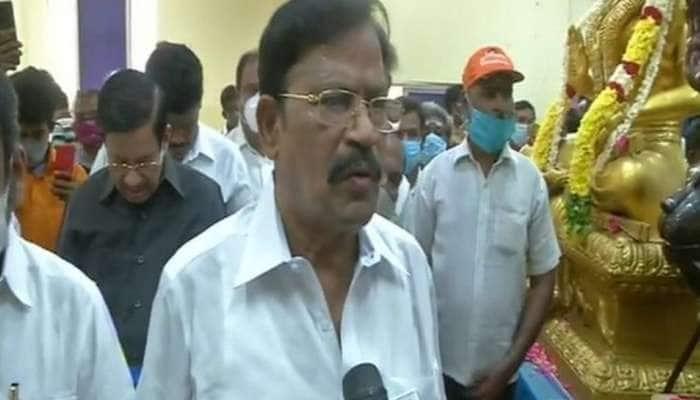 2021 தேர்தல்களில் பாஜக கூட்டணிக்கும் திமுக-வுக்கும்தான் போட்டி: வி.பி.துரைசாமி