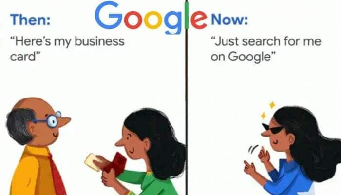 உங்கள் Virtual Visiting Card ரெடியா? Google-ன் புத்தம் புதிய அம்சம்!!