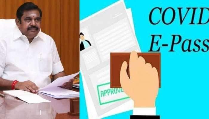 ஆகஸ்ட் 17 முதல் தமிழகத்தில் விண்ணப்பிக்கும் அனைவருக்கும் E-Pass: முதல்வர் கெ.பழனிசாமி