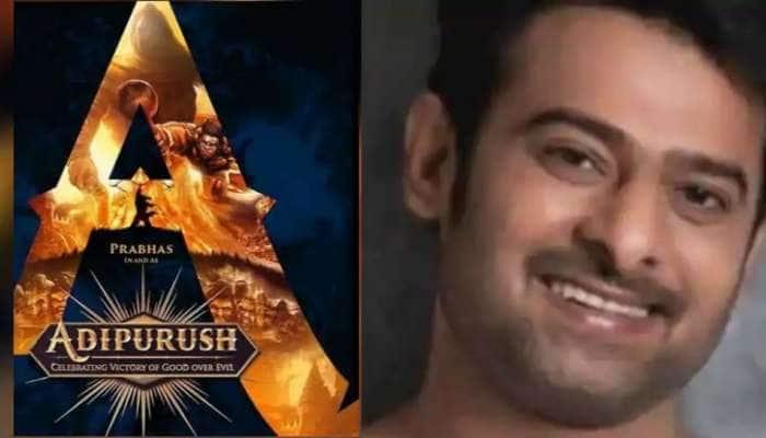 பிரபாஸின் அடுத்த படம் 'ஆதிபுருஷ்': First Look-ஐ பகிர்ந்தார் பிரபாஸ்!!