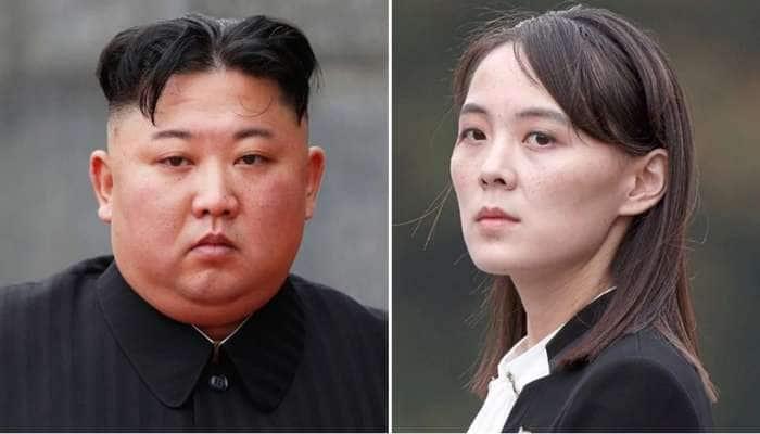 வட கொரிய அதிபர் Kim Jong Un சகோதரிக்கு கூடுதல் அதிகாரம் வழங்கியிருப்பதன் மர்மம் என்ன….!!!!