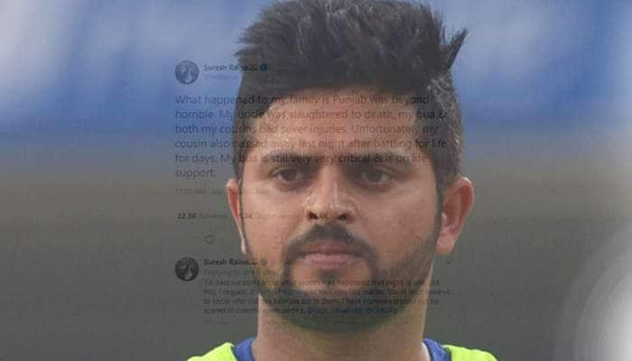 IPL 2020-லில் இருந்து வெளியேறியது ஏன்? மௌனம் களைத்த SURESH RAINA....