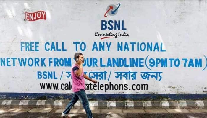 BSNL வாடிக்கையாளர்களுக்கு குட் நியூஸ்... டிசம்பர் வரை 5GB டேட்டா இலவசம்!!