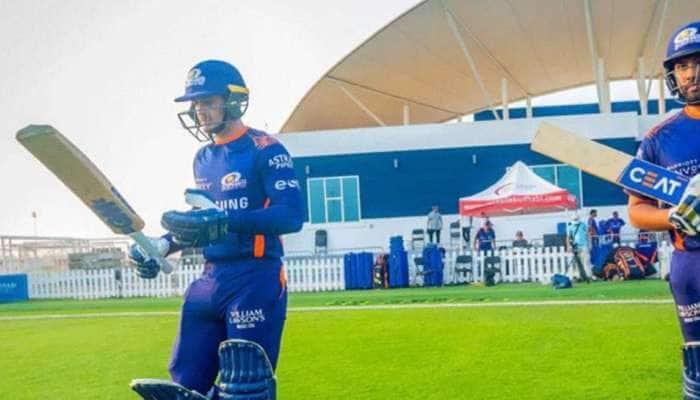 IPL 2020: Mumbai Indians தொடக்க ஆட்டக்காரர்களாக Rohit -Quinton De Kock தொடர்கின்றனர்