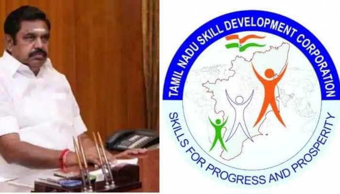 TNSDC-ன் மேம்படுத்தப்பட்ட portal-ஐ துவக்கி வைத்தார் EPS!!
