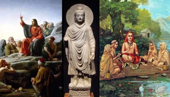 நாத்திகம், மதம் மற்றும் ஆன்மீகம் ஆகியவற்றை மனித மனம் தேடுவதற்கான காரணம் என்ன?