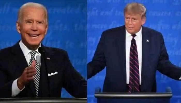 US Elections:'நீங்க கொஞ்சம் Shut Up பண்ணுங்க?' Oviya style-ல் Trump-ஐ அடக்கிய Biden!!