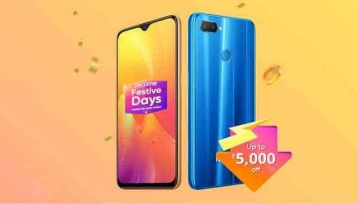 Oct 16 தொடங்குகிறது Realme Festive sale: 5000 ரூபாய் வரையிலான discounts, அற்புதமான offers