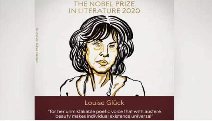 2020 ஆண்டின் இலக்கியத்திற்கான Nobel பரிசை வென்றார் அமெரிக்க கவிதாயினி லூயிஸ் க்ளூக்