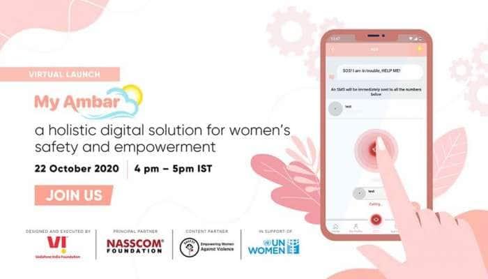 பெண்கள் பாதுகாப்பிற்கான புதிய செயலியை அறிமுகம் செய்த Voda Idea..!