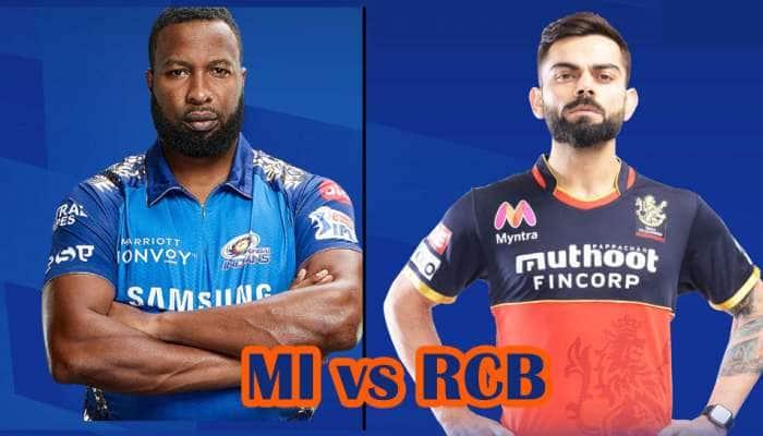 IPL 2020 MI vs RCB:  பிளேஆஃப் சுற்றுக்கு முதலில் செல்வது யார்? மும்பை vs பெங்களூரு