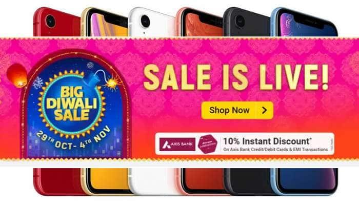 Flipkart Diwali Sale 2020:  5 கேமரா 6000mAh பேட்டரி ஸ்மார்ட்போனில் ஆயிரக்கணக்கில் தள்ளுபடி